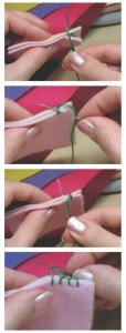 Blanket Stitching