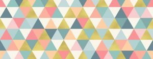 Endless Triangles pattern