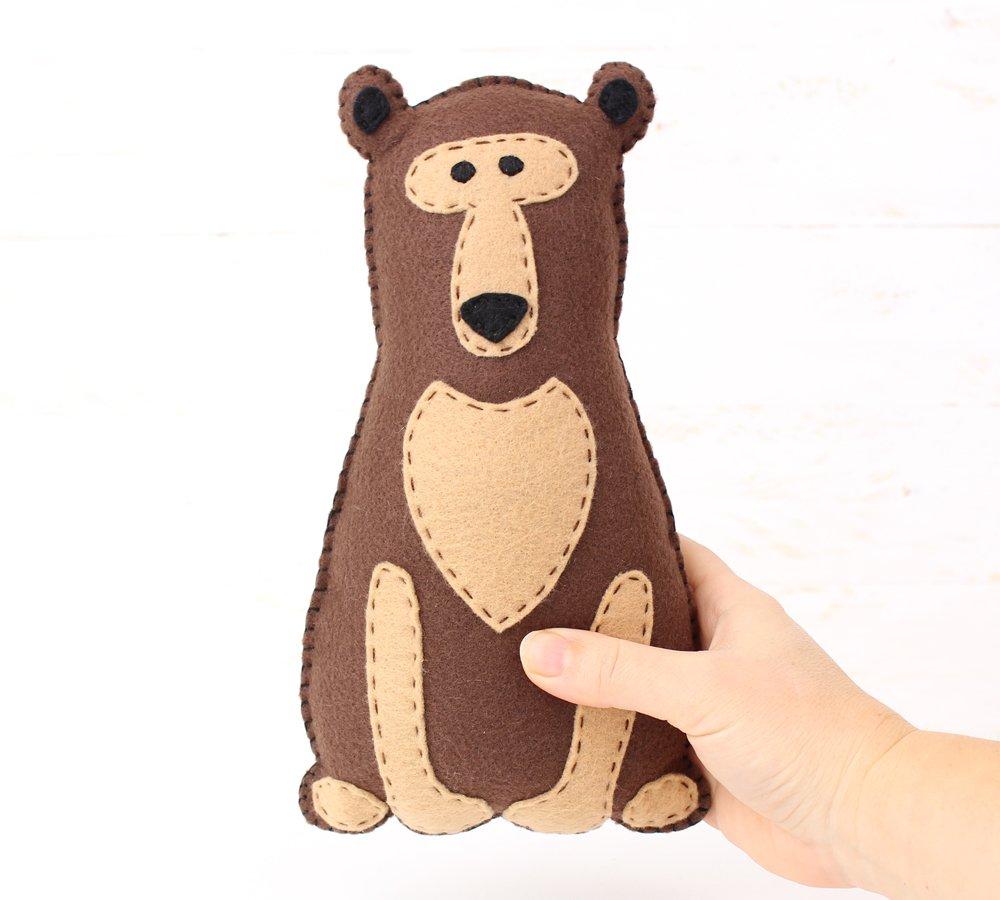 Woodland Bear