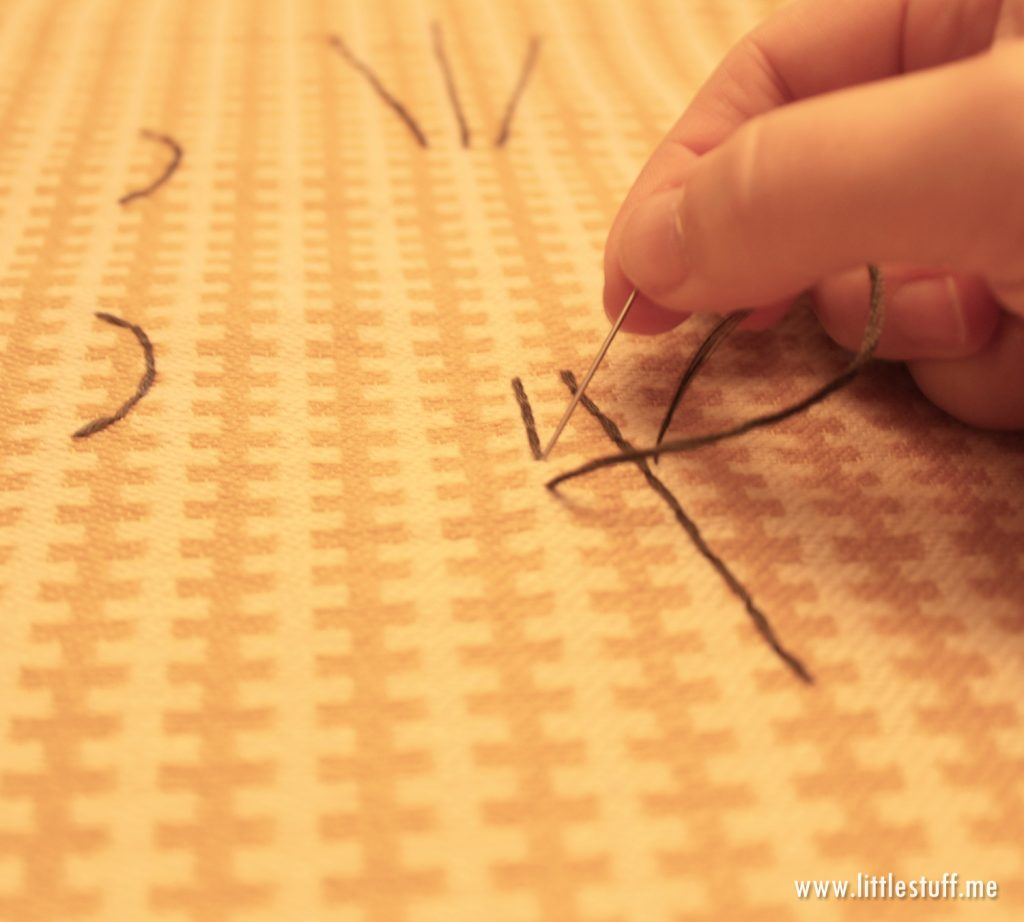 free cat pillow sewing pattern